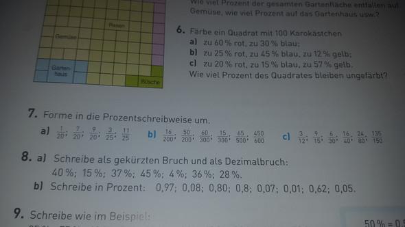 - (Schule, Prozent)