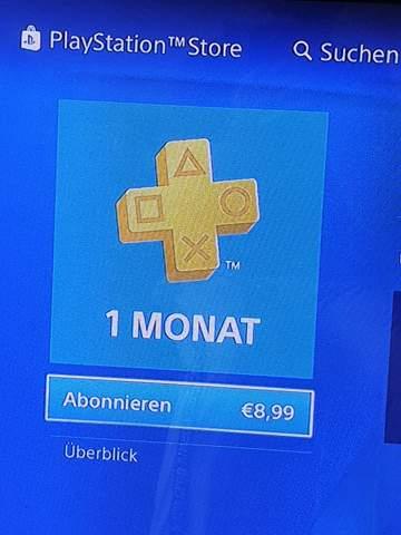 Ps Plus Ohne Zahlungsmethode Kaufen Ps4 Playstation 4 Ps Plus Mitgliedschaft