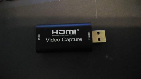 PS2 Footage aufnehmen mit Capture Card?