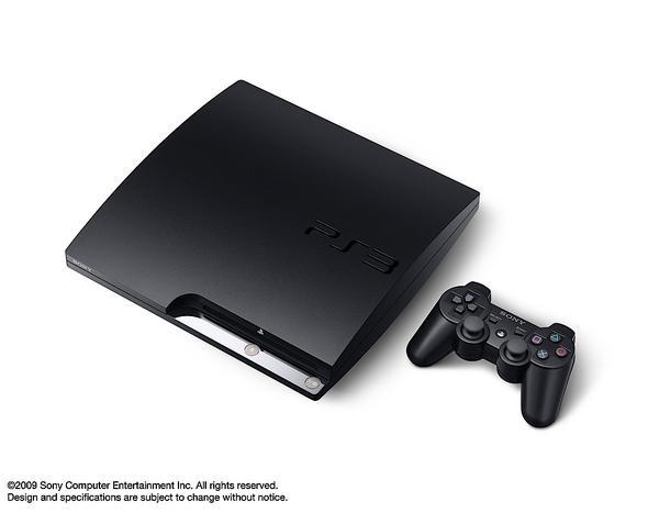PS3 Slim - (Technik, PS3, Konsolen)