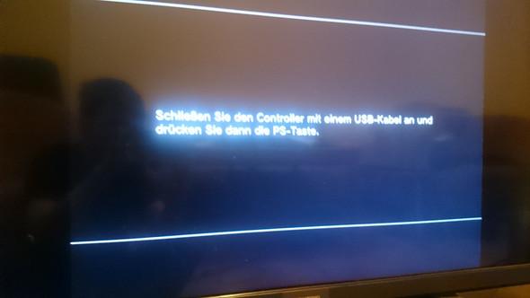Ps3 PS taste ohne PS3 kontroller?