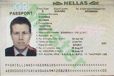 Generator ausweis Ausweis vorlage