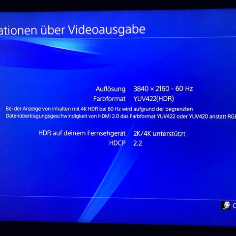 Wenn im Hintergrund Horizon läuft - (PS4, HDMI, PS)