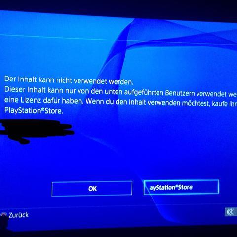 Bild 1: wenn ich Bo3 öffne. - (PS4, Call of duty, Sony)