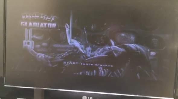 PS2 zeigt nur komisches schwarz-weiß bild?