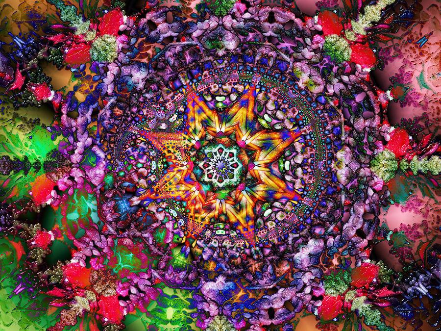 Psyche - Halluzinationen (Augen, Drogen)