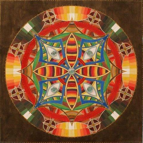 Mandala - (Psychologie, Kunst, Bedeutung)