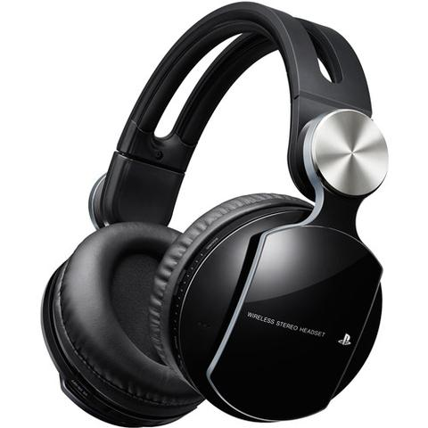 Pulse Elite Wireless Stereo Headset - (PS3, PS4, Playstation)