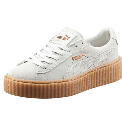 puma by rihanna creeper schuhe creepers. Black Bedroom Furniture Sets. Home Design Ideas