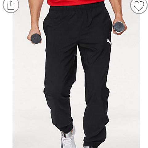 Puma Hose Herren hilfeee? (Mode, Sport und Fitness, Jogging)