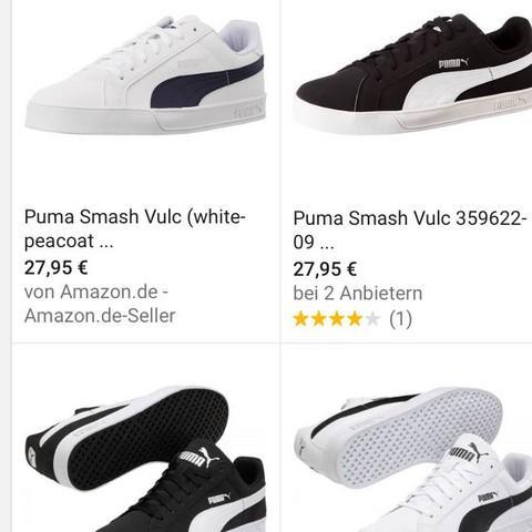 Puma Smash Vulc? (Sport, Mode, Schuhe)