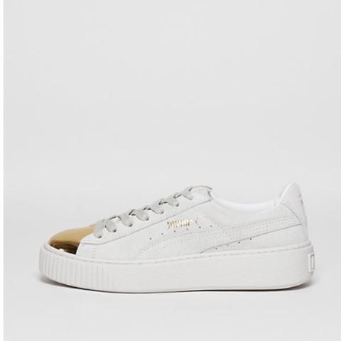 Puma Suede Schuhe welche Schuhgröße? (ruede)