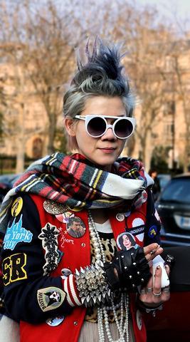 Punk-Klamotten?/nicht so extrem