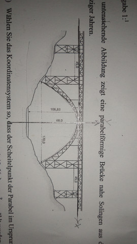punkte einer parabel im koordinatensystem ablesen schule. Black Bedroom Furniture Sets. Home Design Ideas