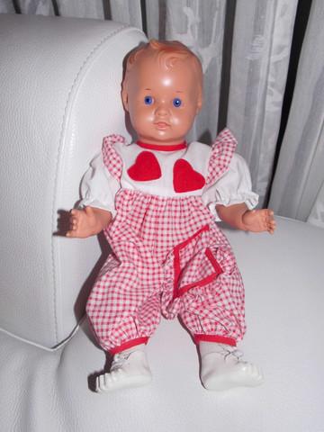 Puppenkenner helft mit ! Handelt es sich um eine Käthe Kruse Puppe?