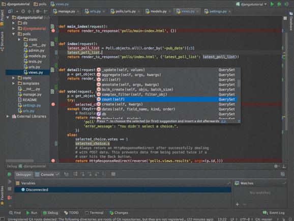 PyCharm - (programmieren, Java, Programmierung)