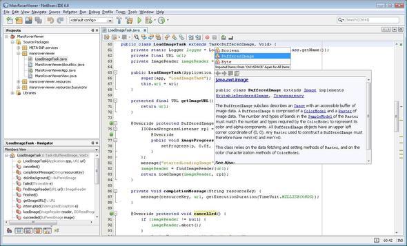 NetBeans - (programmieren, Java, Programmierung)