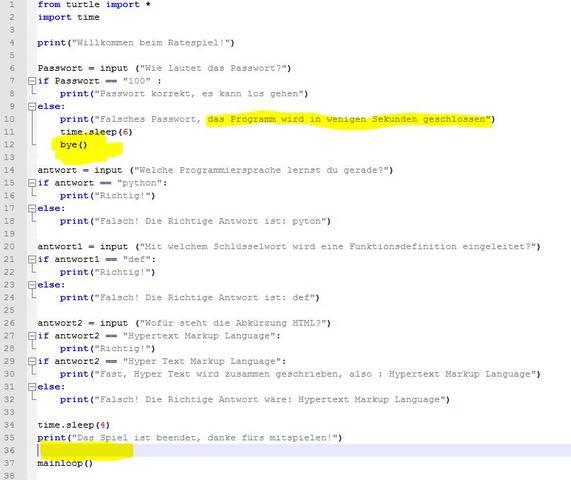 Welcher Befehl um CMD zu schließen? Statt bye() kommt??? - (Fenster, cmd, Python)