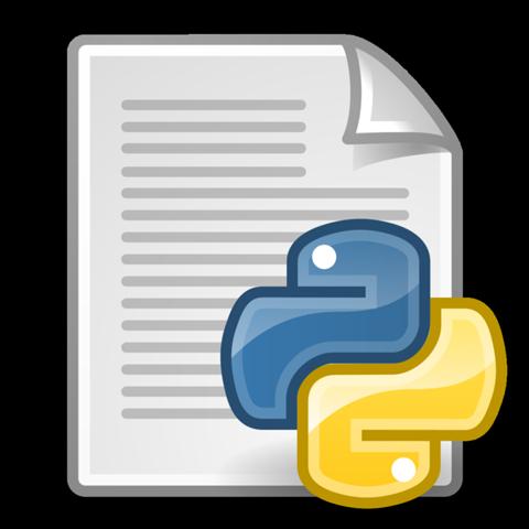 Python wird nicht richtig angezeigt?