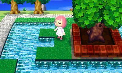Qr Code Zu Diesem Wasserdesign Animal Crossing Animal Crossing