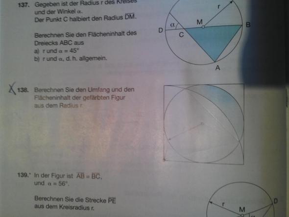Aufgabenstellung - (Mathematik, Geometrie)