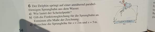 Quadratische Fkt. Funktionsgleichung bestimmen, wie geht das?
