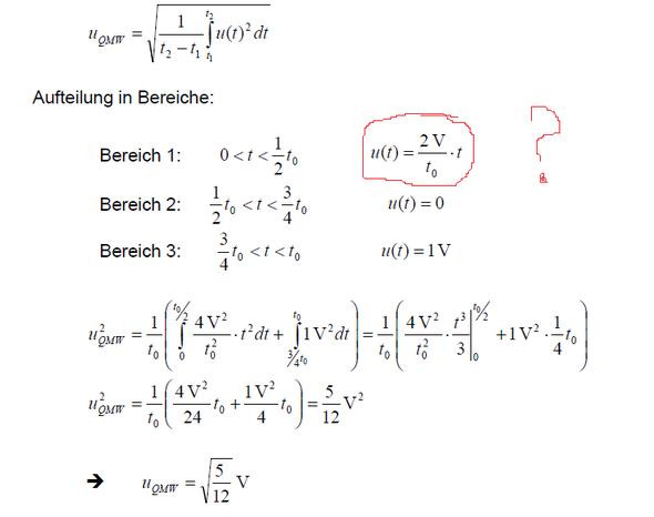 Lösung - (Mathe, Physik)