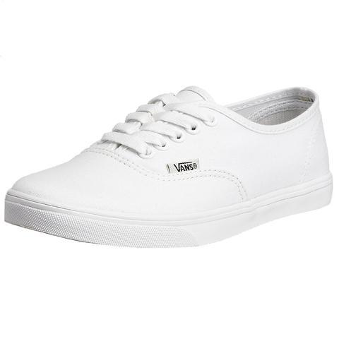 weiße vans authentic