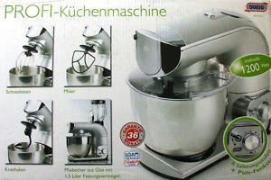 Quigg Profimaschine Aldi Nord Kompatibel Mit Kitchen Aid Kuche
