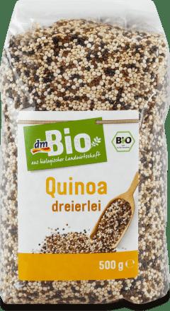 Quinoa Pops und Dreierlei: wie baut man das in seine Ernährung mit ein als Veganer?