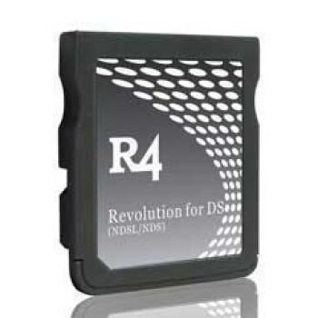 R4 card menu download