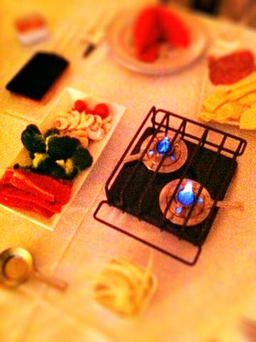 Raclette nicht elektrisch? Falscher Begriff oder gibt es das nicht mehr?