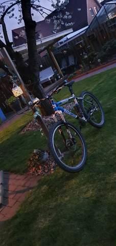 Rahmen gebrochen was ist das Fahrrad noch wert?