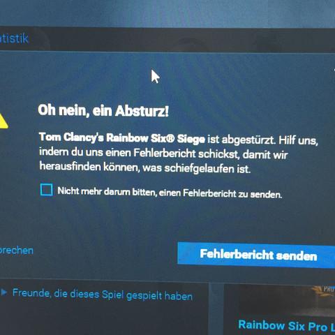 Das kommt nach dem blackscreen - (PC, Ubisoft, uplay)