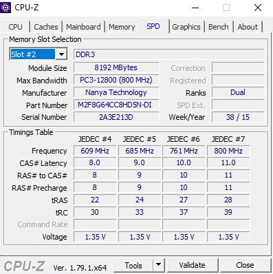 Ram Slot 2 - (Computer, PC, RAM)