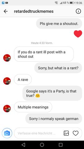 - (Google, instagram, Rave)
