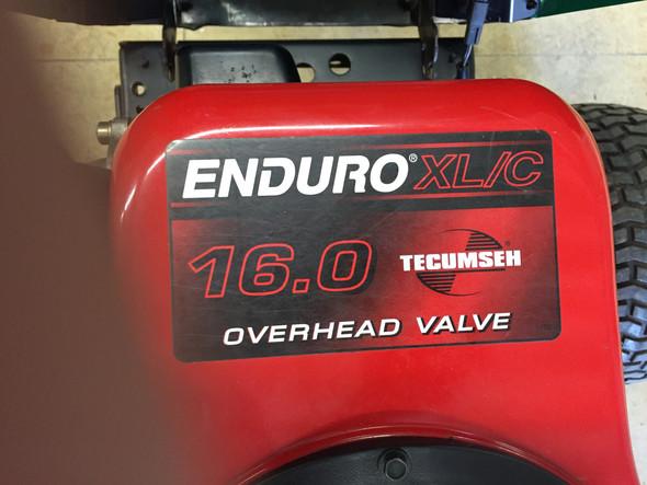 Rasentraktor Tecumseh Enduro 16HP Motor Problem?