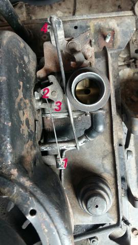Vergaser Abbild - (Auto, Reparatur, Motor)
