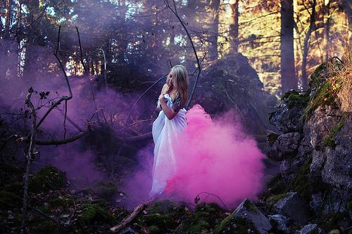Rauchbomben-Shooting-Farben perfekt einfangen-CanonEOS500d - (Foto, Fotografie, Bildbearbeitung)
