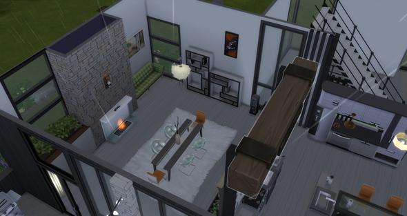Raum in Sims 4 trotz vielen Lampen dunkel, was tun ...