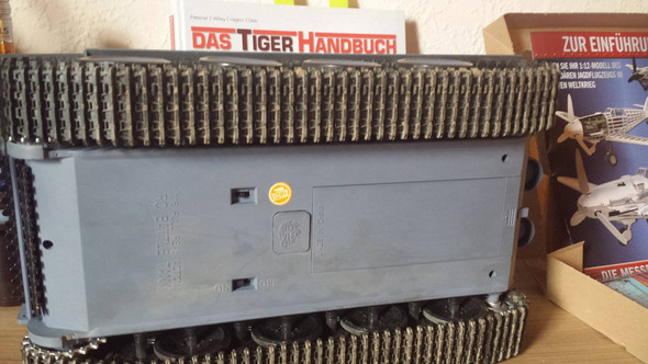 Tiger 1 alte Generation - (RC, RC panzer)