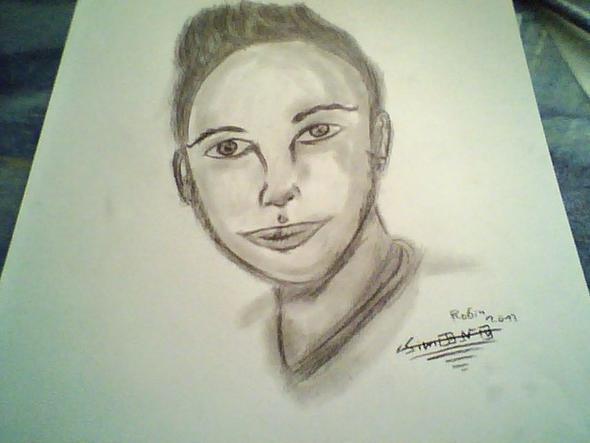 Realistisch Zeichnen Portrait