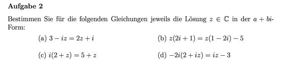 Brückenkurs Mathematik 2 BNUW - (Freizeit, Mathematik, Rechnen)