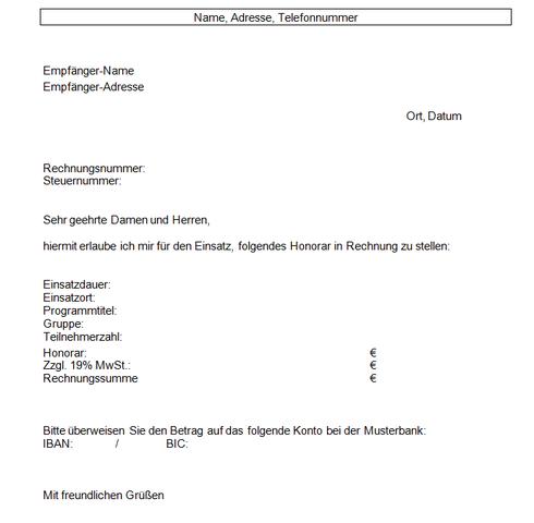 Rechnungsprogramm Für Freiberufler Gesucht Software Rechnung