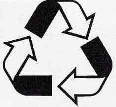 recycling symbol bedeutung umwelt. Black Bedroom Furniture Sets. Home Design Ideas