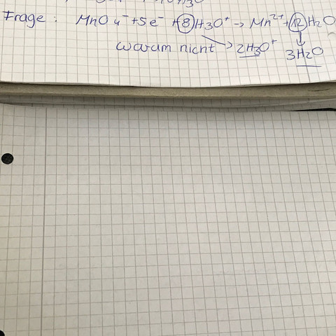 Bild redox - (Schule, Chemie, Lehrer)
