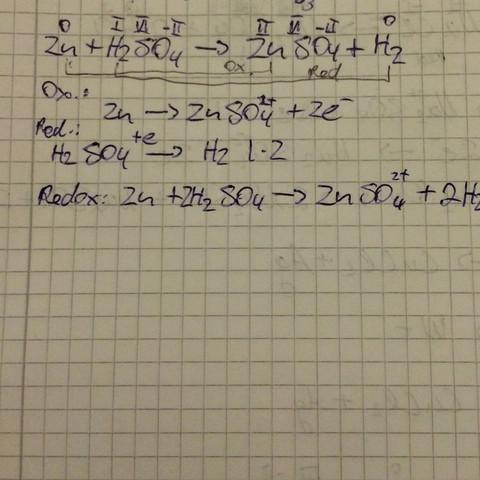 Aufgabe - (Schule, Chemie, Abitur)