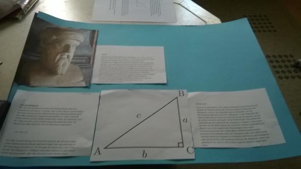 Plakat  - (Schule, Referat, Plakat)