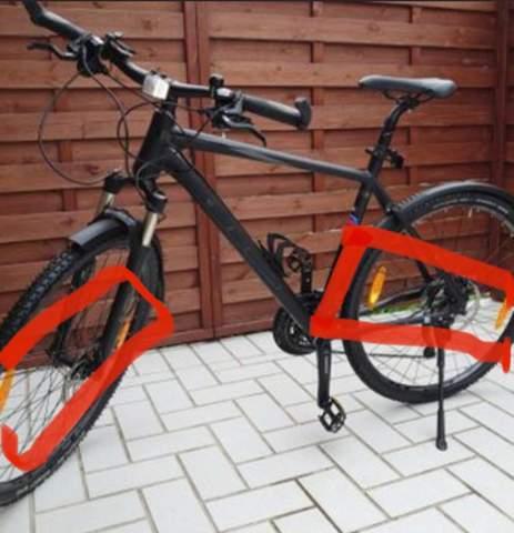 - (Auto und Motorrad, Fahrrad, Sicherheit)