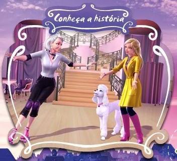 Barbies gelber Regenmantel - (Kleidung, Outfit, Regen)